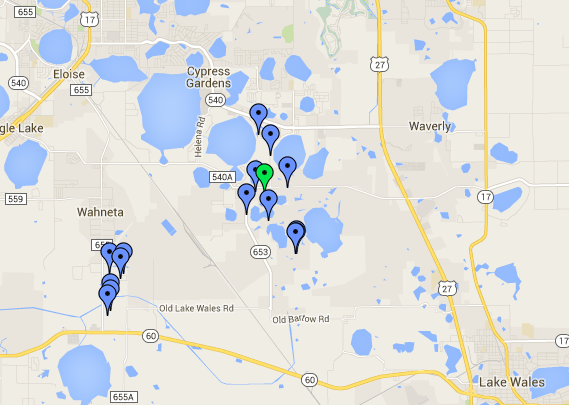 Zillow for Podio comparables report