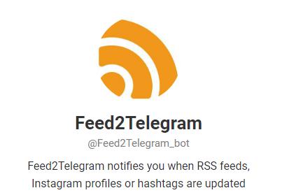 Feed2Telegram